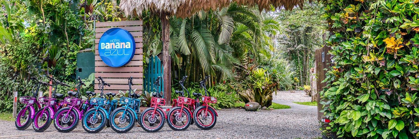 0E BIKES 1 - Banana Bikes
