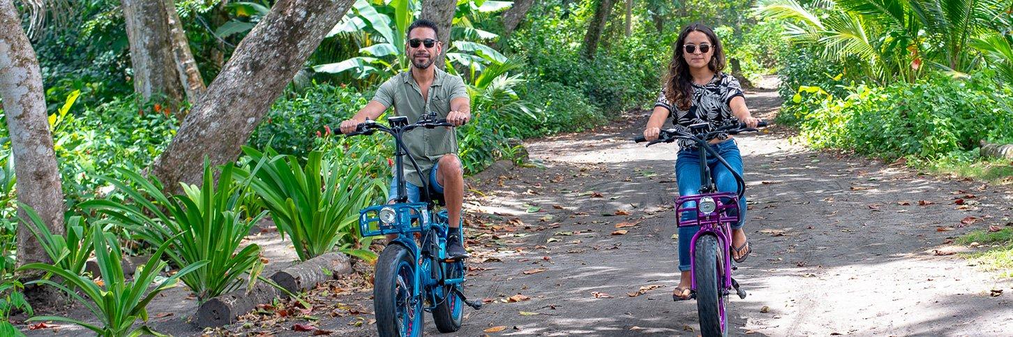 0E BIKES 2 - Banana Bikes