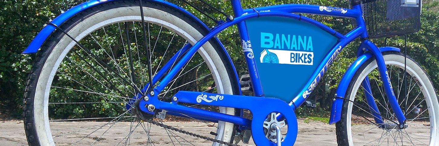 BIKE 01 - Banana Bikes