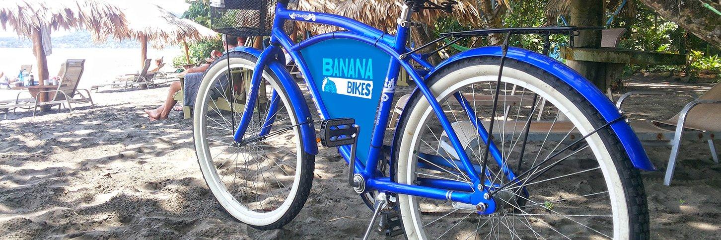 BIKE 02 - Banana Bikes