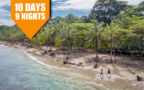 Caribbean Pacific Trek - Costa Rica Vacation Packages
